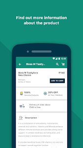 Download PharmEasy - The Healthcare App 4.7.5 APK