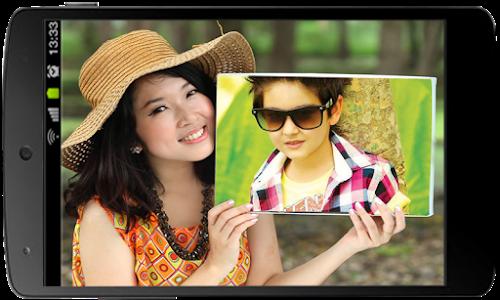 screenshot of Photo Frames: Hoarding & Photo Editor version 5.0.0