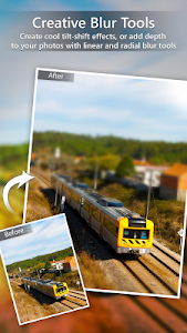 screenshot of PhotoDirector Photo Editor App version Varies with device