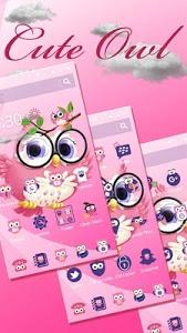 Download Pink Anime Cute Owl Princess 1.1.15 APK