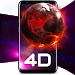 Download 4D Live Wallpapers--Animated AMOLED 3D Backgrounds 1.58 APK