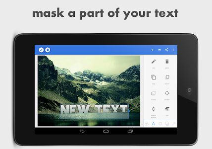 Download PixelLab - Text on pictures  APK