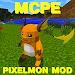Download Pixelmon Mod For MCPE 1.41 APK
