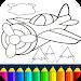 Download Planes: Coloring book Game  APK