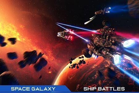 screenshot of Space Armada: Star Battles! version 1.19.270