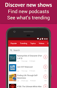 Download Podcast App: Free & Offline Podcasts by Player FM 4.2.0.49 APK