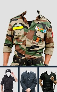 Download Police Photo Suit 1.6 APK