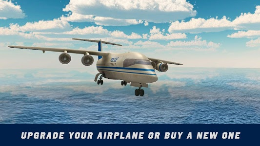 Download Police Plane Flight Simulator 1.2.0 APK