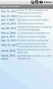 Download Pregnancy watcher widget 2.1.2.3 APK