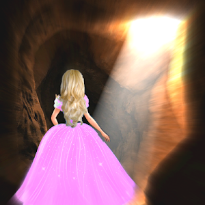 screenshot of Princess Cinderella Run 3 version 1.0