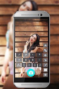 screenshot of Professional HD Camera 2018 version 1.6