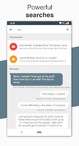 screenshot of Pulse SMS (Phone/Tablet/Web) version 4.5.0.2340