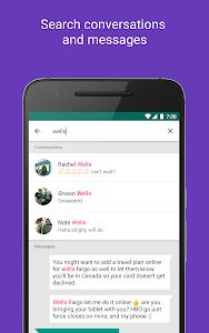 screenshot of Pulse (SMS/Tablet Messenger) version 1.11.2.756