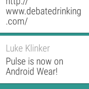 screenshot of Pulse SMS (Phone/Tablet/Web) version 1.14.0.895