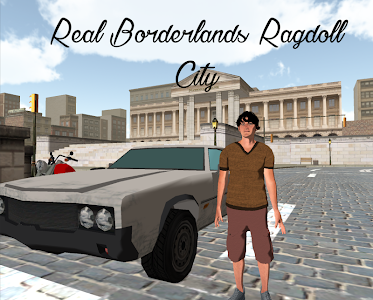 Download Real Ragdoll Borderlands City 1.02 APK
