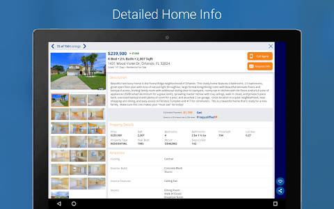 screenshot of Homes.com ? For Sale, Rent version 9.6.10