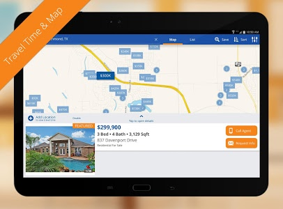 screenshot of Real Estate by Homes.com version 7.6.4