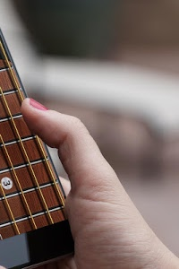 screenshot of Real Guitar Free version Varies with device