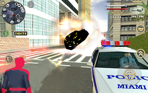 Download Real Spider Gangster City -Amazing Rope Vice Vegas 1.0.5.1 APK