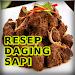 Download Resep Daging Sapi Pilihan Paling Enak 1.4.1 APK