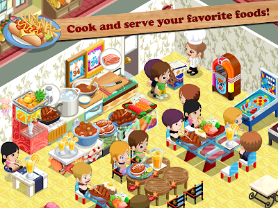 Download Restaurant Story: Summer Camp 1.5.5.9 APK