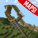 Download Roller Coaster Minecraft Maps 8.0 APK