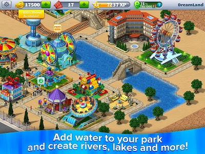 Download RollerCoaster Tycoon® 4 Mobile 1.13.5 APK