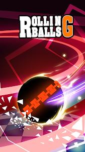 screenshot of Rolling Balls version 1.2.5