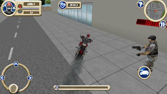 screenshot of Rope Hero version 1.0