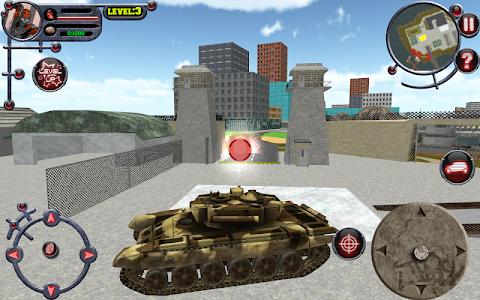 screenshot of Rope Hero version 1.33