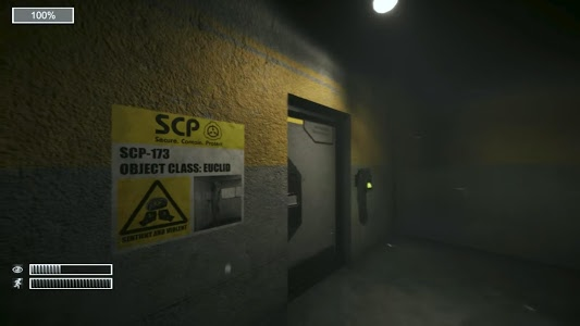 screenshot of SCP Containment Breach version 3.0