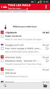 Download SFR Mail 2.3.1 APK