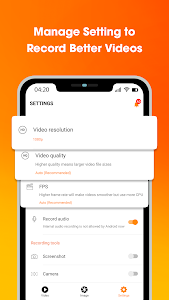 Download SUPER Recorder - Screen Recorder, Capture, Editor 1.0.9 APK