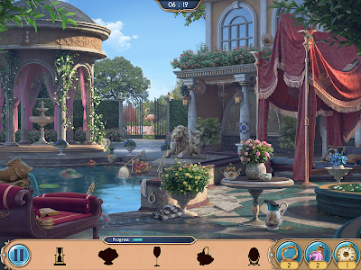screenshot of Seekers Notes® version 1.28.1