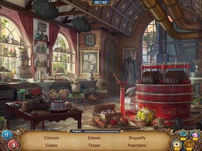 screenshot of Seekers Notes version 1.19.0