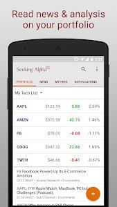 Download Seeking Alpha  APK