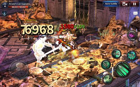 screenshot of Shadowblood version 1.0.25