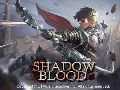 screenshot of Shadowblood version 1.0.40