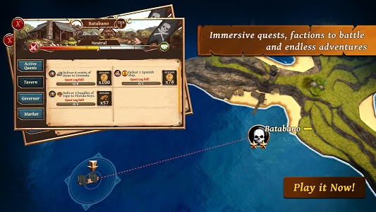 Download Ships of Battle: Age of Pirates 2.4.0 APK
