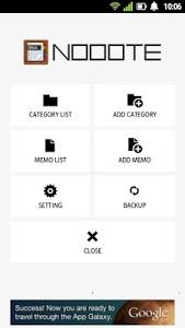download simple memo pad nooote free 1 0 8 apk downloadapk net