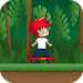 Download Skater Forest Escape Jump 3D 3 APK