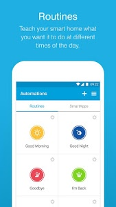 Download SmartThings Classic 2.17.0 APK