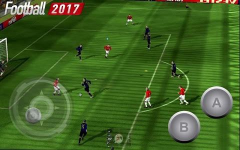 screenshot of Soccer 2018 version 1.0.2