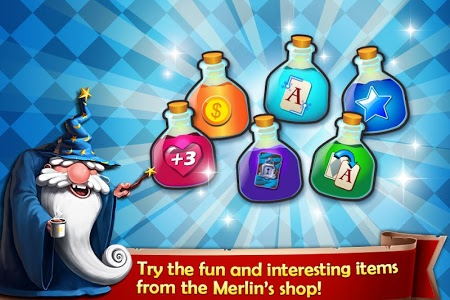 Download Solitaire in Wonderland - Golf Patience Card Game 1.6.8 APK