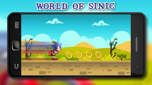 Download Sonic Run Game Games APK