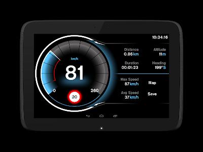 Download Speed View GPS Pro 1.3.88 APK
