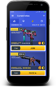 Download StTrk Lotto -skins 0.1.47 APK