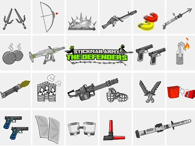 Download Stickman Army : The Defenders 36 APK
