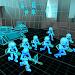 Download Stickman Simulator: Neon Tank Warriors 1.03 APK