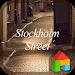 Download Stockholm Street dodol theme 4.1 APK